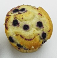 A couple of silly Blueberry riddles in honor of Blueberry Muffin Month