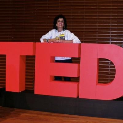 The World's SMILEYest TED Talk