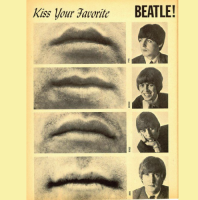 Kiss Your Favorite Beatle