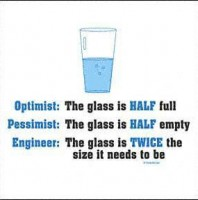 The Pragmatist . . .