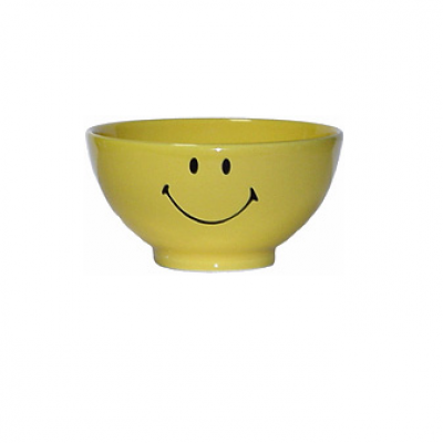 Smiley Face Cereal Bowls
