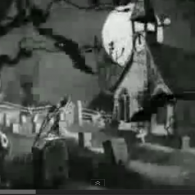 Silly Symphony-The Skeleton Dance