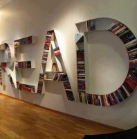 Coolest bookshelves ever!