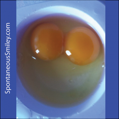 Double Yolk Smiley