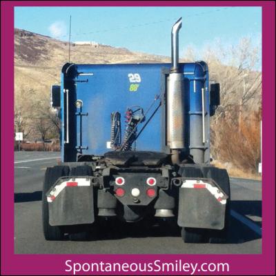 Truck Smiley