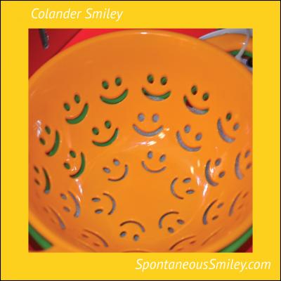 Colander Smiley