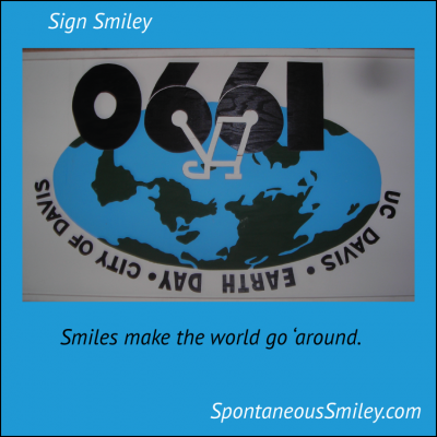 Sign Smiley