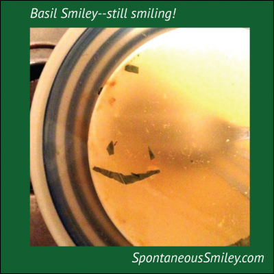 Basil Smiley–still Smiling