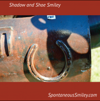 Shadows and Shoe Smiley