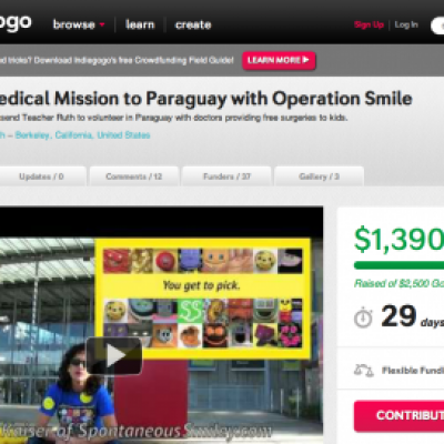 Medical Mission to Paraguay with Operation Smile