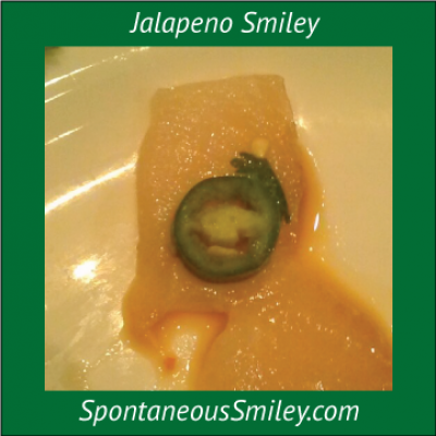 Another Happy Jalapeno Smiley