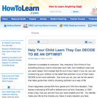 Check out HOWtoLEARN.com