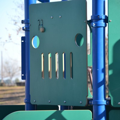 Play Structure Smiley