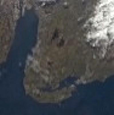 Smiley From Space