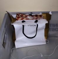 Shopping Bag Smiley