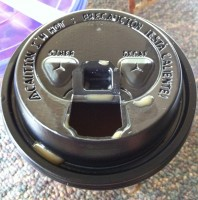 Coffee Cup Smiley