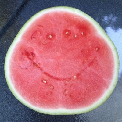 Watermelon Smiley