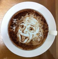 Incredible latte art I like a lot-ay!
