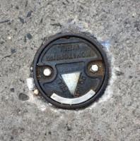 Sidewalk Smiley