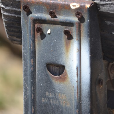 Saw Horse Bracket Smiley