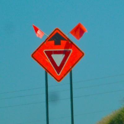 Warning Sign Smiley