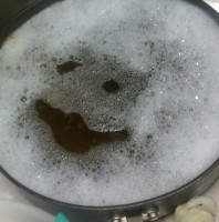 Dirty Pan Smiley