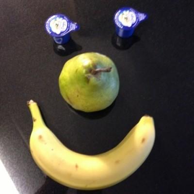 Breakfast Smiley