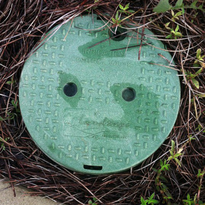 Sprinkler Cover Smiley