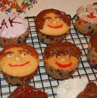 Cupcake Smileys