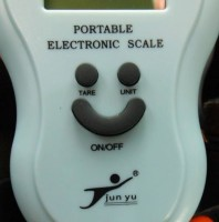Scale Smiley