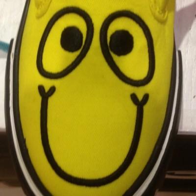 Sneaker Smiley