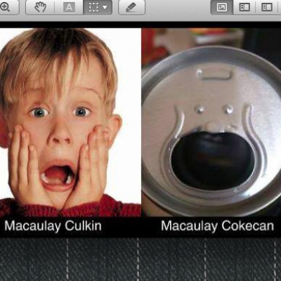 Macauley Coke Can
