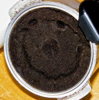 Espresso Coffee Grounds Smiley
