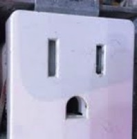Wall Socket Face