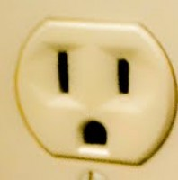 Smiley Wall Plug