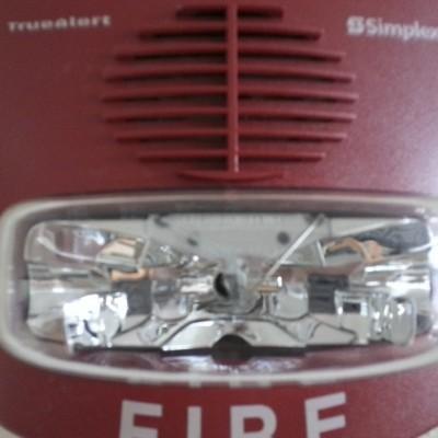 Fire Alarm Smiley