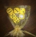 Smiley Dice