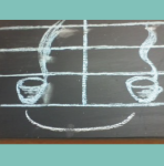 Chalkboard Smiley