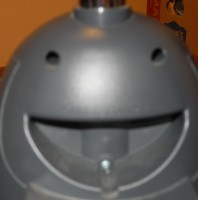 Vacuum Smiley
