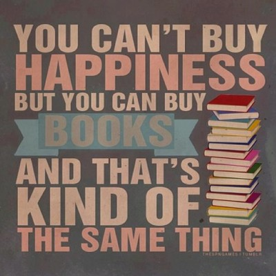 File me under Bookophile!