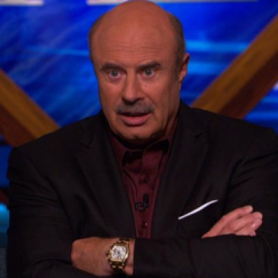 Phew, Dr. Phil is Phinally Phinished.