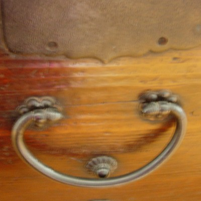 Sea Captain's Chest Smiley