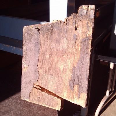 Scrap Wood Smiley