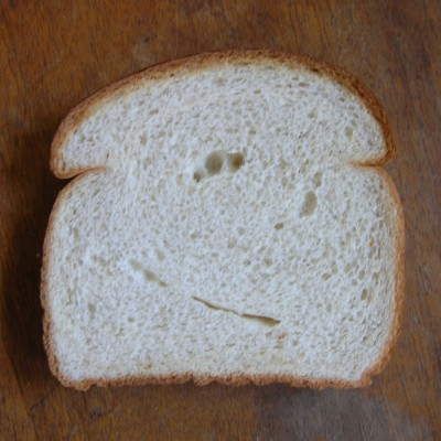 White Bread Smiley