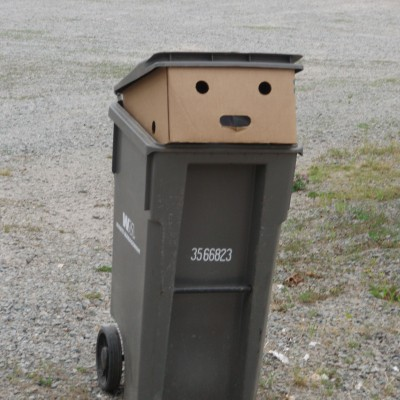 Waste Management Smiley