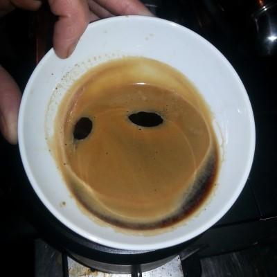Espresso Smiley
