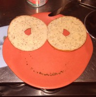 Bagel Smiley