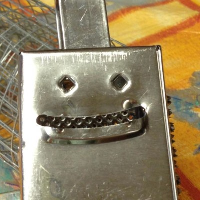 Grater Smiley