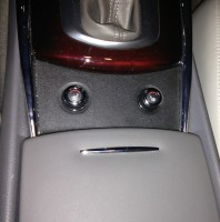 Car Console Smiley
