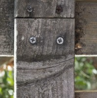 Fence Smiley Face